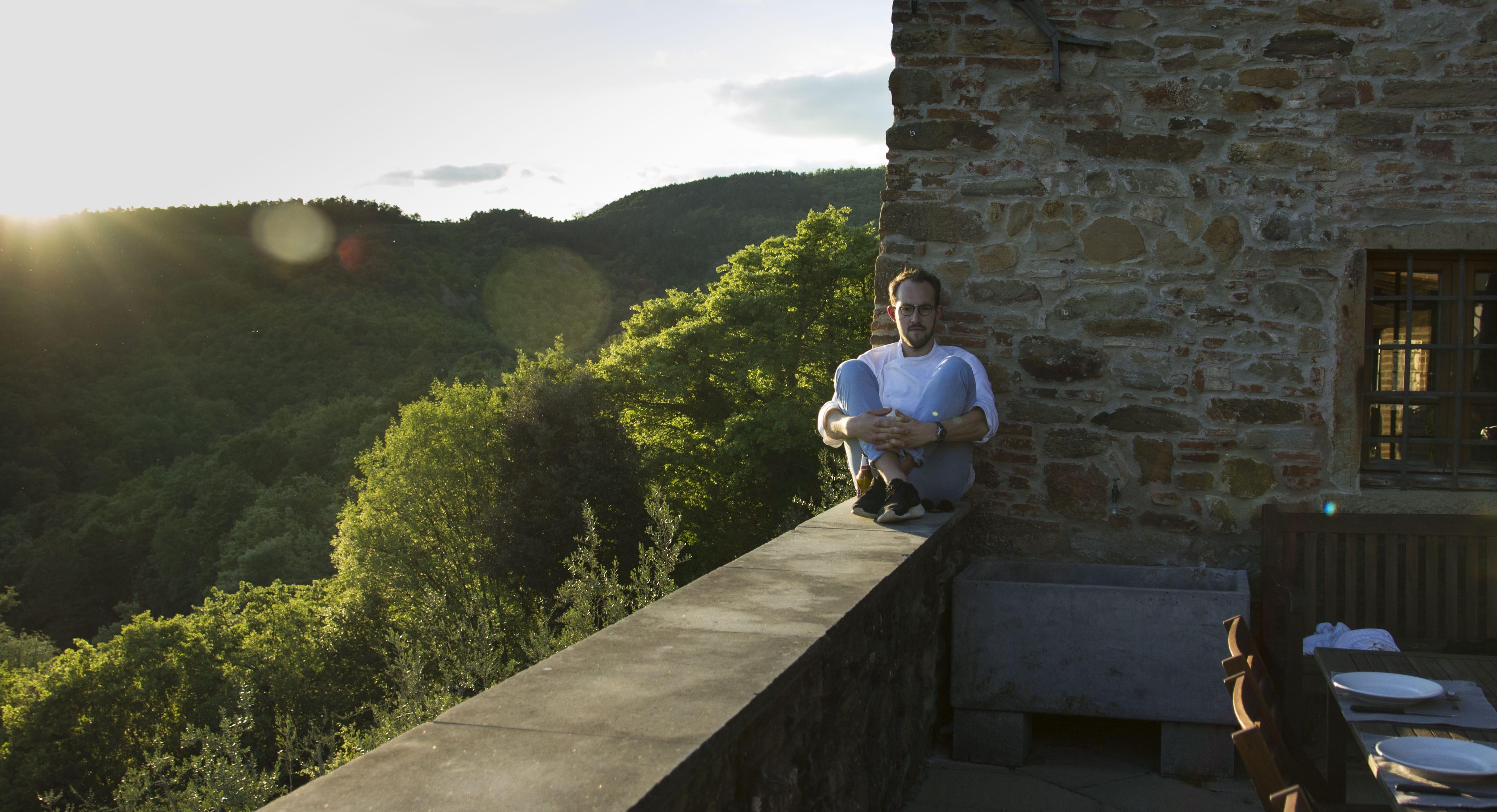 Der Weg von Privatkoch Jakob Rittmeyer