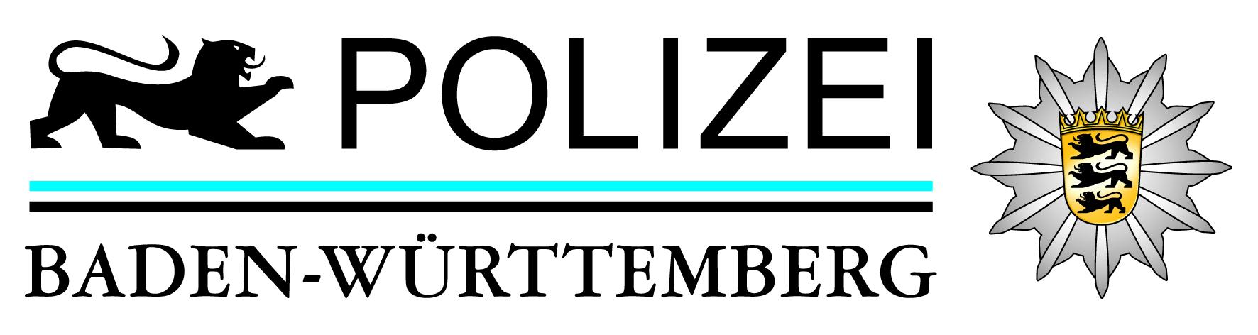 Logo Polizei Baden-Württemberg
