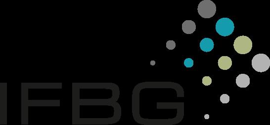 Logo der IFBG GmbH